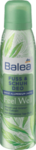 Balea Fuß- und Schuhdeo Feel Well, 150 ml - део-спрей для ног  и для обуви 2в1 (Германия)