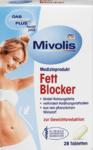 Витаминный комплекс способствует уменьшению веса Mivolis Fett Blocker, 28 St - блокиратор жира, контроль веса (Германия) 28 таблеток