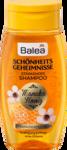 шампунь для сухих и поврежденных волос Balea Schonheitsgeheimnisse Manuka Honig, 250 ml
