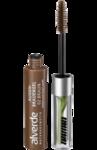 """alverde NATURKOSMETIK Augenbrauengel Braun 02, 6 ml - Цветной гель для бровей - """"Braun 02"""", питающий и фиксирующий (Германия)"""