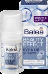 Balea Beauty Effect Eye & Lip Serum - сыворотка под глаза с гиалуроновой кислотой (30+) (Германия)