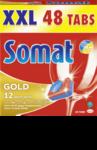 Новый золотой стандарт Somat GOLD 48 tabs 12 Multi функций - таблетки для посудомоечных машин c 12 функциями, 48 штук (ОРИГИНАЛ!!! Германия)