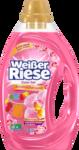Оригинальный немецкий Weißer Riese Colorwaschmittel Gel Aromatherapie, 20 Wl - гель для стирки цветных вещей Ароматерапия (20 стирок) (Германия)