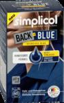 Simplicol Textilfarbe Back to Blue Farberneuerung, 400g - Краска Simplicol для восстановления цвета вещей 750г синяя (Германия)