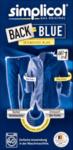 Simplicol Farberneuerung Blau, 750g - Краска Simplicol для восстановления цвета вещей 750г черная (Германия)