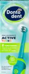 Elektrische Zahnburste Kinder Active Young, 4 bis 12 Jahre, 1 St - детская электрическая зубная щетка от 4 до 12 лет для чистки зубов на аккумуляторе. (Германия)