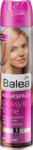 "Balea Glossy & Shine Haarspray №3 -Лак для волос Эластичность и блеск 24 часа. ""№3"" 300мл.  (Германия)"