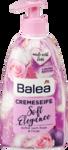 Balea Flussigseife Cremeseife Soft Elegance, 500 ml - Жидкое крем-мыло с ароматом розы и инжира  500мл (Германия)