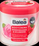 Balea Bodycreme Rosenwasser & Gojibeere, 500 ml - Крем для тела с водяной розой и ягодами годжи (Германия) 500 мл.