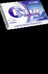 Жевательная резинка Wrigley's EXTRA Professional Strong Mint Kaugummi zuckerfrei, 10 St - мятные жвачка без сахара, 10 шт (Германия)