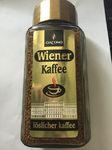 Кофе растворимый Wiener kaffe GiaGomo 200 г (стекло) Германия