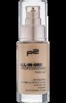 "ТОНАЛЬНЫЙ КРЕМ - P2 all-in-one professional make up all-in-one ""sun 045"", 30мл (Германия)"