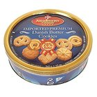 Jacobsens of Denmark Danish Butter Cookies, ПЕЧЕНЬЕ АССОРТИ, 500 гр. в жестяной коробке (Германия)