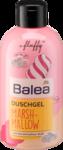 Питательный гель для душа Balea Marshmallow cо сладким ароматом зефира. (Германия)