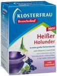 Чай Klosterfrau Broncholind Heißer Holunder Beutel, 10 St  - Горячая бузина (Германия) 10 пакетиков