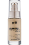 "ТОНАЛЬНЫЙ КРЕМ - P2 all-in-one professional make up all-in-one ""beige 035"", 30мл (Германия)"