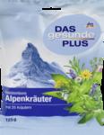 Das gesunde Plus Alpenkrauter Halsbonbons - леденцы для горла с ценными экстрактами и эфирными маслами 25 подобранных трав 125гр. (Германия)