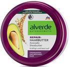 Alverde Repair-Haarbutter - Восстанавливающее крем-масло для волос Авокадо и масло ши 250мл. (Германия)