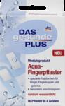 Das gesunde Plus Aqua-Fingerpflaster, 16 St -  аква пластырь для пальцев, 16 штук в 4 размерах. Без латекса.(Германия)