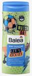 """Balea Kids 4in1 Let's kick it! 300 ml - 4 в 1  Гель-душ+лицо+ шампунь+бальзам без слез для мальчиков """"Давай играем"""" с спортивным освежающим запахом (Германия) 300мл."""