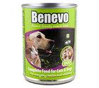 Benevo DUO Hunde- und Katzennahrung, 369грамм - вегетарианский корм для кошек и собак.(Англия)