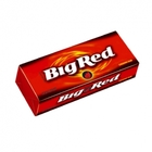 Жевательная резинка Big Red 15 Streifen/Sticks - 15 пластинок (Германия)