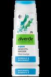 Alverde Aqua Gesichtswasser Meeresalge - тоник для лица с морскими водорослями для нормальной и смешаной кожи с морскими водорослями 200мл. (Германия)