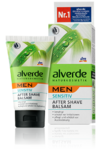 Alverde MEN Sensitiv After Shave Balsam - Бальзам после бритья. 75мл. (Германия)