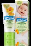 Babylove Wundschutzcreme Calendula- Детский защитный крем с оксидом цинка и экстрактом ромашки (Германия) 150мл.