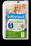 """Babylove Oko - Windeln """"№5 junior"""" 12-25 kg - немецкие подгузники для детей (Германия) 30 шт."""