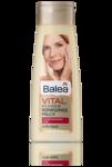 Balea Vital Pflegende Reinigungsmilch - Очищающее молочко для мягкой очистки кожи лица и шеи 200 мл.  (45+) (Германия)