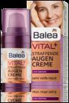 Balea vital Plus Straffende Augencreme fur sehr reife Haut - укрепляющий крем Витал Плюс для кожи вокруг глаз (60+) (Германия) 15 мл.