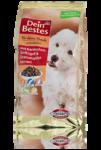 Dein Bestes Kleine Hunde: mit Kaninchen & Geflugel - Сухой корм для маленьких собак з кроликом , птицею и семенами граната. (Германия) 1кг.