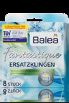 Balea Fantastique Ersatzklingen - запаски к станку Fantastique 5-Klingen Rasierer (Германия) 8шт.
