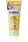 Balea Professional More Blond Spulung - проф. бальзам для естественно ярких блондинок 200мл. (Германия)
