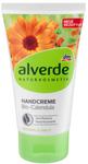 Alverde Handcreme Calendula - Крем для рук с экстрактом календулы и маслом Ши. 75мл. (Германия)