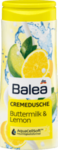 Крем - гель для душа Balea  Cremedusche Buttermilk & Lemon - сливки и лемон (Германия) 300 мл.