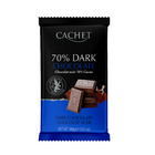 Премиум шоколад Cachet 70% Extra Dark Chocolate - экстра темный, 300гр. Бельгия