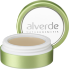 "alverde NATURKOSMETIK Cream to Powder Concealer ivory ""цвет 20"" - Крем-пудра 3 мл. (Германия)"