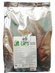AMI CAT Katzentrockennahrung 3 кг - вегетарианский сухой корм для кошек на основе растительных белков. (Фиксированная цена 1300 грн!!!)