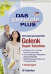 Витаминный комплекс для здоровых хрящей и суставов, 30 табл. - Das gesunde Plus Gelenk Depot Tabletten (Германия)