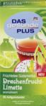 Das gesunde Plus - Drachenfrucht-Limette Fruchtetee, 25x2g, 50 g - Ароматизированный растительный чай cо вкусом Dragonfruit-лайма. (Германия) 25 пакетиков.