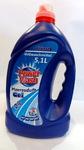 Гель для стирки Power Wash Vollwaschmittel 4 л, 54 стирок - универсальный