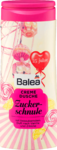 """Balea pH-нейтральный гель для душа Balea Cremedusche Zuckerschnute, 300 ml - гель для душа """"Zuckerschnute"""" c ароматом ванили и лимона (Германия) 300 мл."""