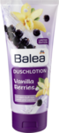 Balea Duschlotion Vanilla Berries, 200 ml - душ-лосьон ваниль+ягоды 200мл (Германия)