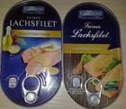 Feines Lachsfilet Fjordens in Senf-Dijon-Souce - прекрасное филе лосося в горчичном соусе  (Германия)