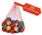 шоколадные новогодние конфетки в виде шариков - Friedel Schoko-Kugeln Vollmilch 200g (Германия)