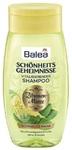 """Balea Schonheitsgeheimnisse Zitronenminze - Шампунь для нормальных волос """"Секреты красоты Лимон и Мята"""" с экстрактом лимонной мяты 250мл. Германия"""