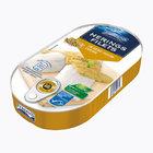 FJORDEN'S Heringsfilets in Senf-Dijon-Creme - филе сельди в мягком горчичном соусе 200гр. (Германия)
