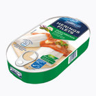 FJORDEN'S Heringsfilets in Feinschmecker-Platte - филе сельди в овощном пикантном соусе 200гр. (Германия)